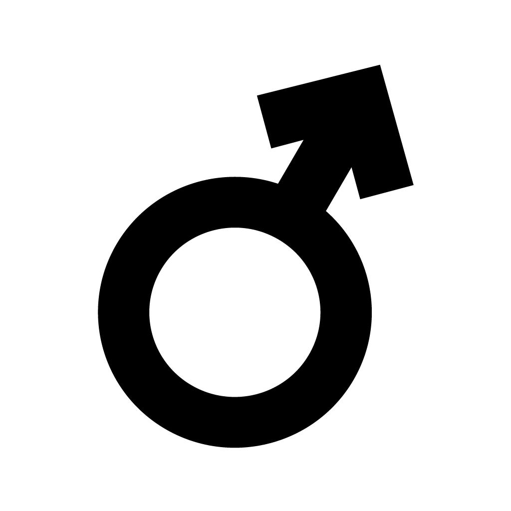 male health icon